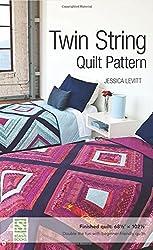 Levitt Twin String Quilt Pattern