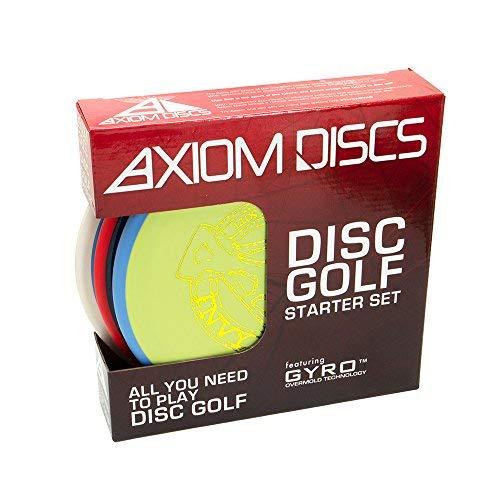 Axiom Disc Golf 3-Disc Premium Box Set by Axiom Discs