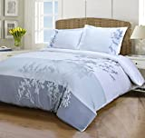 Super King Comforter Sets for Sale Superior 100% Cotton Sydney Single Ply, Soft 3-Piece King/California King Duvet Cover Set