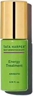 product image for Tata Harper Aromatic Energy Treatment, 100% Natural Aromatherapy Oil, Siberian Fir, Peppermint Eucalyptus, Sweet Orange, Made Fresh in Vermont, 0.16 fl.oz.