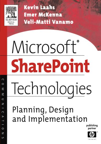 Microsoft SharePoint Technologies: Planning, Design and Implementation (HP Technologies)