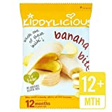 Kiddylicious Banana Bites 15g - Pack of 2