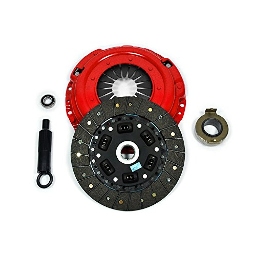 Ford Mustang Gt Horsepower (EFT RACING STAGE 2 CLUTCH KIT 1999-04 FORD MUSTANG GT MACH 1 COBRA SVT 4.6L 11