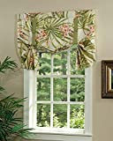 Cozumel Tie Up Valance by Thomasville