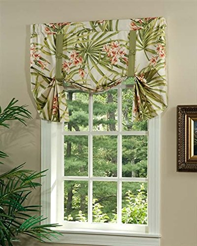 - Cozumel Tie Up Valance by Thomasville