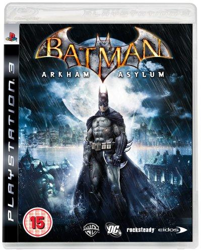 Eidos Batman: Arkham Asylum PS3