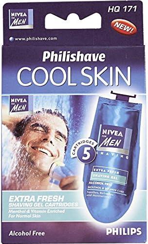 Philips HQ171/03 - Gel de afeitado NIVEA para afeitadoras Philips ...