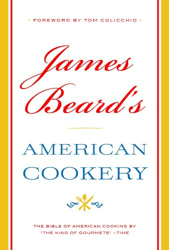 James Beard's American Cookery for sale  Delivered anywhere in USA