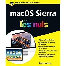 Mac OS Sierra pour les nuls