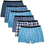 Hanes Ultimate Men's Tagless Boxer with Exposed