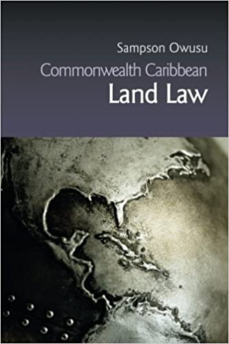 Book Commonwealth Caribbean Land Law (Commonwealth Caribbean Law) by Sampson Owusu (2006-12-26)