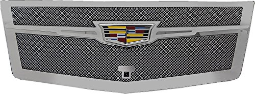 T-Rex Grilles 56185 Upper Class Series Polished Grille (Cadillac Escalade) (Series Upper Class)