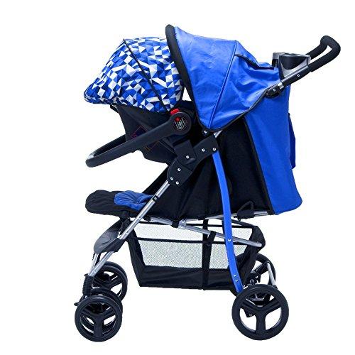 Evenflo 6872 Senna Carriola Travel System, Color Azul