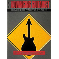 The Advancing Guitarist (Reference) book cover