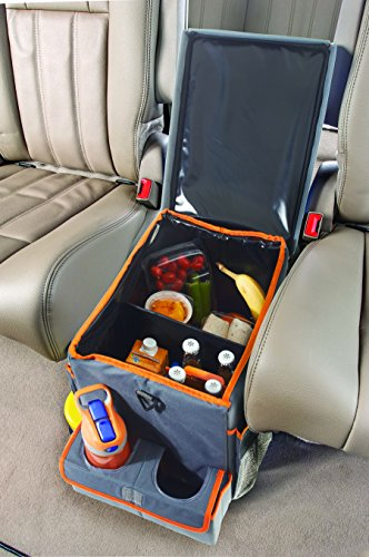 high road kids car seat cooler and back seat organizer with snack play tray electronics video game consoles portable game consoles playstation portable