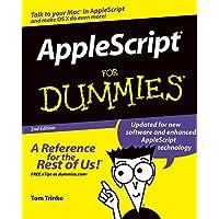 [(AppleScript For Dummies)] [by: Tom Trinko]