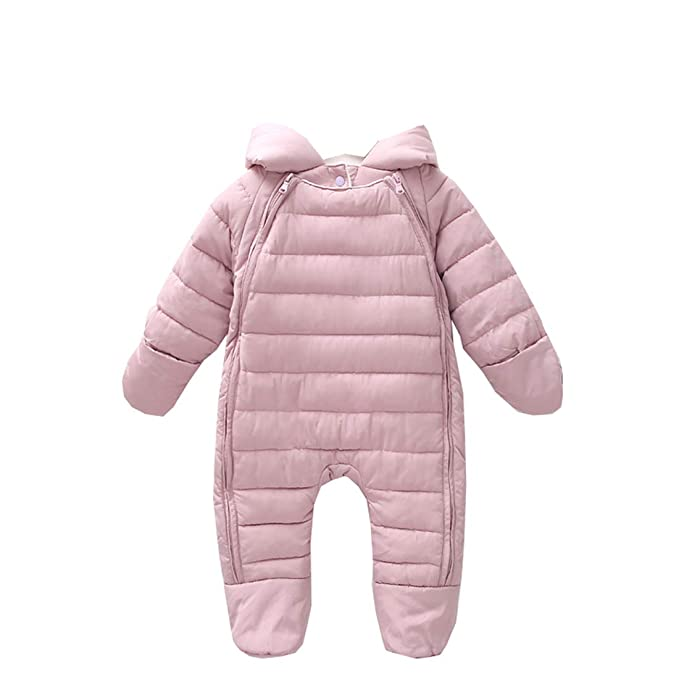 ad2126b5f Fairy Baby Toddler Boys Girls Winter Thick Outwear Jumpsuit Warm ...