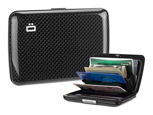Ogon Stockholm V2 Card Case Wallet Carbon Fiber ()