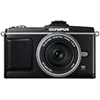 Olympus PEN E-P2 12.3 MP Micro Four Thirds Interchangeable Lens Digital Camera with 17mm f/2.8 Lens (Electronic View Finder not included) Basic Intro Review Image