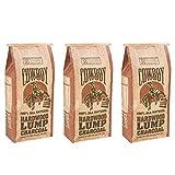 Cowboy Brand Hardwood Lump Charcoal, 20 lbs (1) (3 pack)
