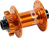 Hope Pro 4 Front Disc Hub 15mm Axle 32h Orange