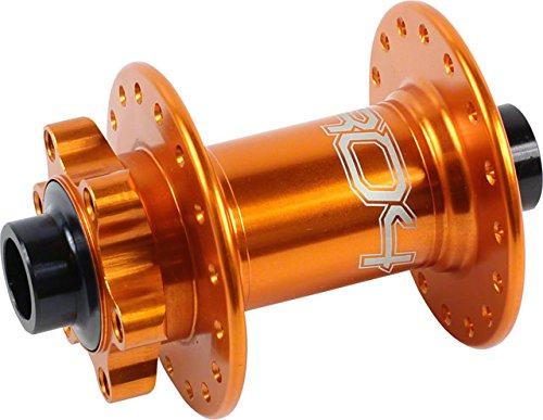 Hope Pro 4 Front Disc Hub 15mm Axle 32h Orange by Hope