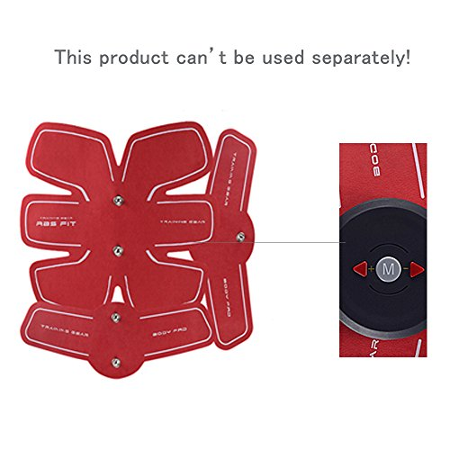Havenfly Abdominal Toning Belt ,Muscle Toner Abs Trainer ...