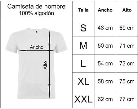 Pack de 2 Camisetas Blancas para Parejas King y Queen Corona Negra (Mujer Tamaño L + Hombre Tamaño S): Amazon.es: Ropa y accesorios