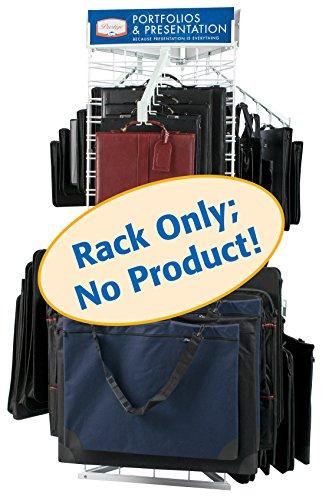 Prestige RACK55 Empty Triangular Wire Rack by Alvin