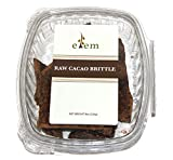 Raw Cacao BRITTLE - nibs roasted and delicious