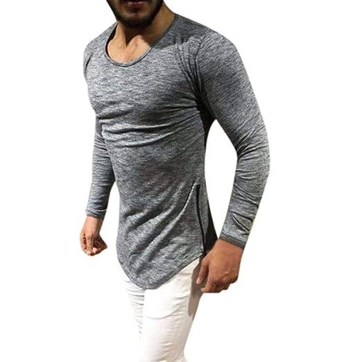8c75b4d4616 Amazon.com  Sagton Mens Casual Basic Shirts