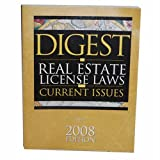 Digest of Real Estate License Laws and Current Issues, , 0977647137