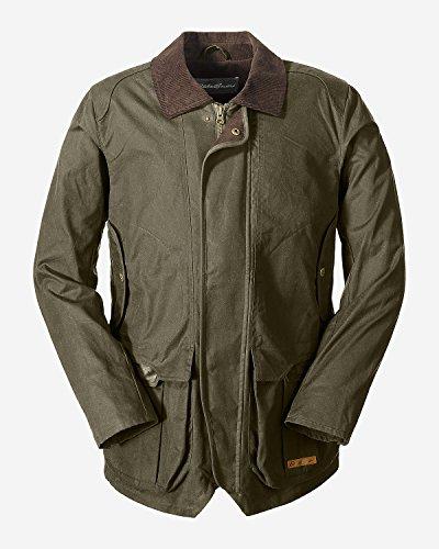Eddie Bauer Men's Kettle Mountain Jacket, Dk Olive XL