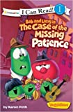 img - for I Can Read Readers [VeggieTales] 4-book set: Bob&Larry-Case of the Missing Patience; Mess Detectives-Case of the Lost Temper; Dial 'M' for Mess Up; Sheerluck Holmes-Case of the Missing Friend book / textbook / text book