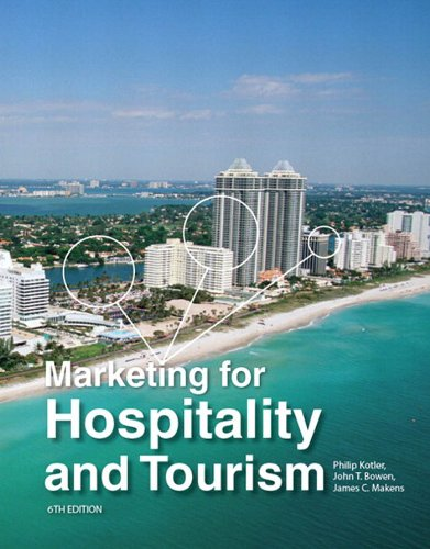 Marketing for Hospitality and Tourism (6th Edition) Pdf