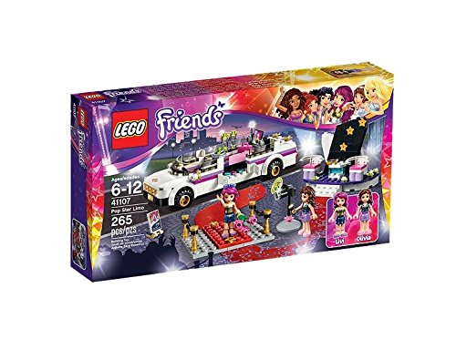 Lego Friends 41107 Star Limo