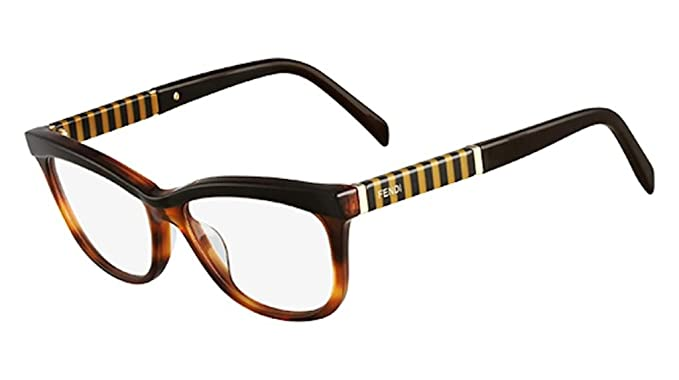 02b6d5f07b06 Image Unavailable. Image not available for. Colour  FENDI 1030 001 RX  Glasses