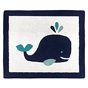 51-DB5LAQlL._SS300_ Whale Area Rugs & Whale Runners