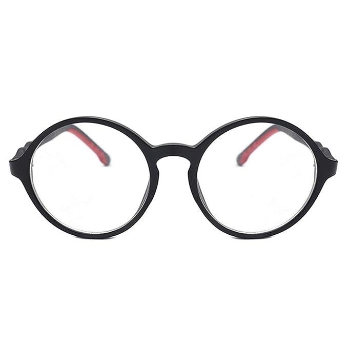 353165ed7b Fantia Kids Eyeglass Frames Girls Non Prescription Fake Glasses Round frame  (C1)