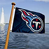 Tennessee Titans Boat and Golf Cart Flag