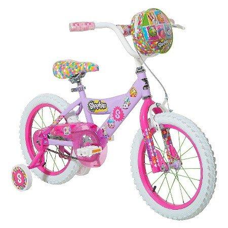 "Shopkins Dynacraft 16"" Bicycle"