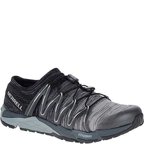Merrell Bare Access Flex Strick Schwarz