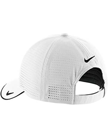 9f1766e2 Nike Golf - Dri-FIT Swoosh Perforated Cap , 429467, White, No Size