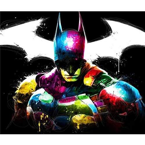 5D DIY Diamond Painting Movie The Amazing Batman