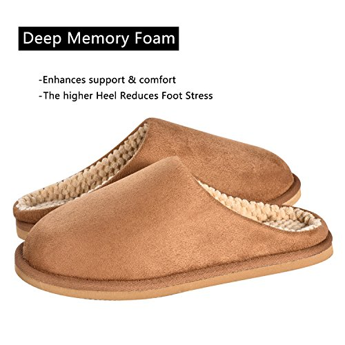 Comfort House Slippers Womens CLPP'LI Tan YZUqc5w