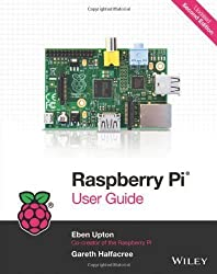 Raspberry Pi User Guide by Upton, Eben Published by Wiley 2nd (second) edition (2013) Paperback