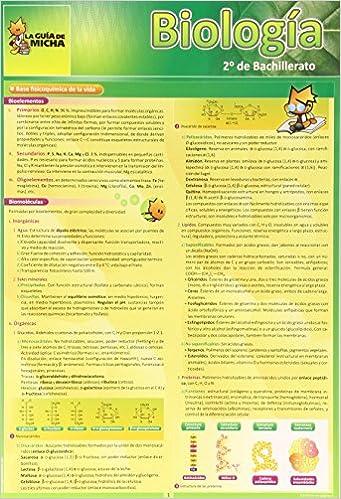 La Guía de Micha: Biología 2º de Bachillerato Guia De Micha ...
