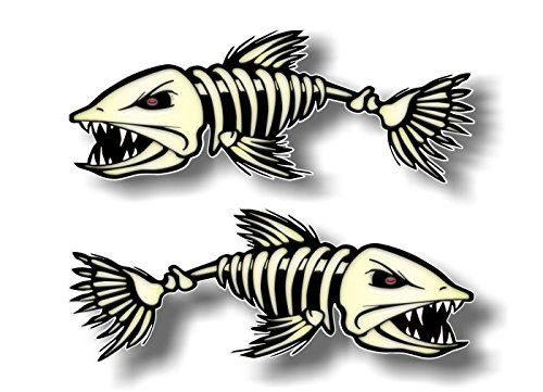 Fishing Rod Decals (2 - 3