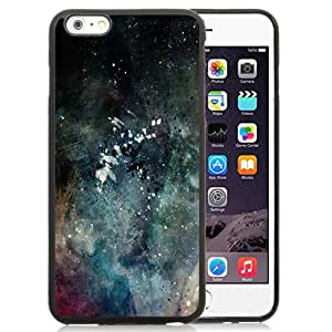 DIY TPU Phone Case Painth Brush and Scratches iPhone 6 Plus 5.5 inch Wallpaper