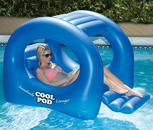 61 Inch Lounger - 2